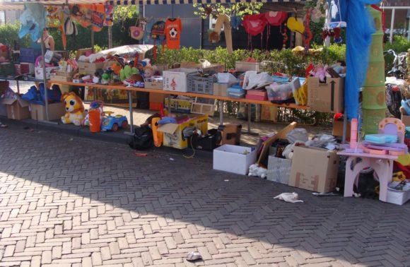Rommelmarkt & braderie